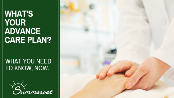 What's Your Advance Care Plan?