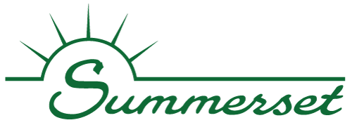 Summerset Logo in green color